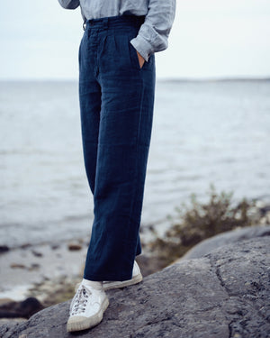 Thinker Trousers - Navy