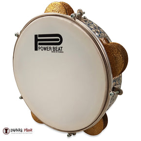 Pro Riq Tambourine Mosaic GAWHARET EL FAN Drum #RE-700