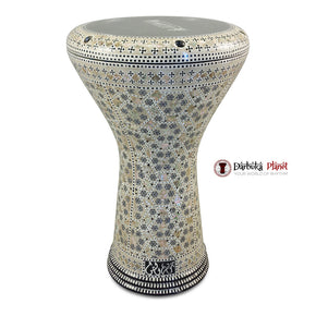The 17'' The Magic Star Gawharet El Fan Darbuka Doumbek