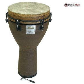 "12"" X 24"" Remo Key-Tuned Djembe - Earth"
