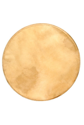 Roosebeck Premounted Goatskin Head for Outside Tunable Bodhran 18""