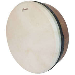 Roosebeck Pro Tunable Red Cedar Bodhran Single-Bar 18-by-5-Inch