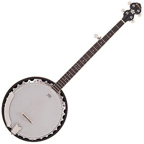 Pilgrim Progress VPB30G Open Back 5-String G-Banjo