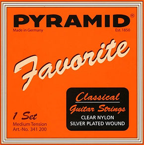 Pyramid Classic Guitar String  No.341 medium