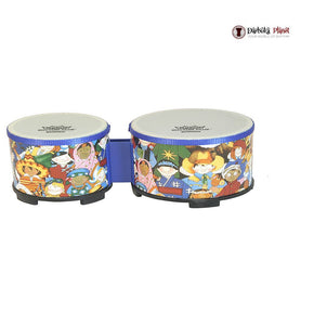 "5"" and 6"" Remo Rhythm Club Bongos"