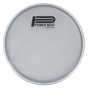 "10.50"" Transparent Power Beat Drum Drum Head -Collar /0.5''- For Dohola Darbuka/Doumbek"