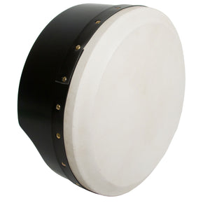 Roosebeck Tunable Ply Bodhran 13-by-5-Inch - Black