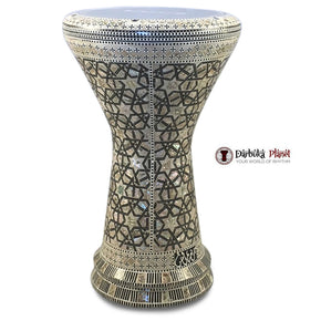 "The Arabian Shield NG 2.0 Sombaty Gawharet El Fan 18.5"" Darbuka"