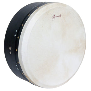 Roosebeck Tunable Ply Bodhran T-Bar 14-by-5-Inch - Black
