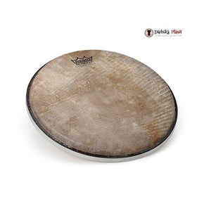 Remo Skyndeep Clear Tone R Series Doumbek Head 10-Inch Diameter 1/2-Inch Collar - Fish Skin Graphic