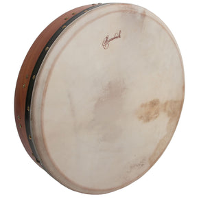Roosebeck Tunable Red Cedar Bodhran T-Bar 16-by-3.5-Inch
