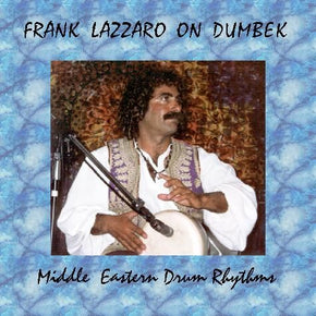 Darbuka Lessons CD by FRANK LAZZARO