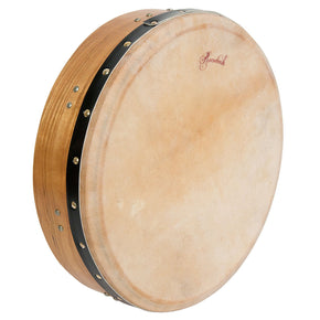 Roosebeck Tunable Mulberry Bodhran Single-Bar 14-by-3.5-Inch