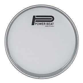"8.75"" Power Beat Drum Drum Head Dupont Mylar 0.250mm Collar /0.5''- For Darbuka/Doumbek (Semi Clear)"