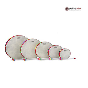 Set of 5 Remo Kids Rain Forest Percussion Hand Drums