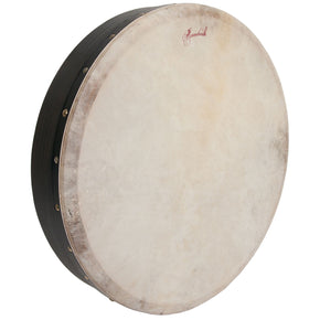 Roosebeck Pretuned Mulberry Bodhran Cross-Bar 18-by-3.5-inch - Black