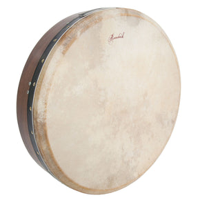 Roosebeck Tunable Sheesham Bodhran Single-Bar 18-by-4-Inch