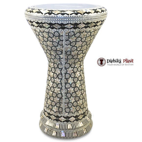 "The Web NG 2.0 Sombaty Gawharet El Fan 18.5"" Darbuka"