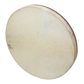 "DOBANI Tunable Goatskin Head Wooden Frame Drum w/ Beater 30""x2"""