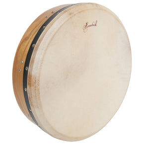Roosebeck Tunable Mulberry Bodhran Cross-Bar 14-by-3.75-Inch