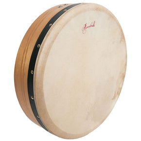 Roosebeck Pretuned Mulberry Bodhran Single-Bar 14-by-3.5-inch