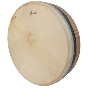 Roosebeck Tunable Bodhran Single-Bar 18-by-4-Inch - Red Cedar