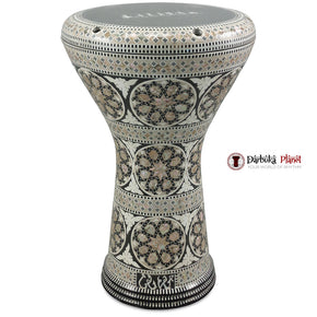 The 17'' Egyptian Sunrise Gawharet El Fan Darbuka Doumbek