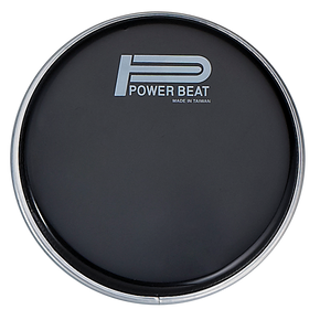 "10.50"" Black Power Beat Drum Drum Head -Collar /0.5''- For Dohola Darbuka/Doumbek"