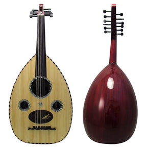 El-Masry Professional Egyptian Oud + Professional Case -ALM11