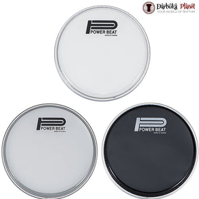 "The Ultimate ""PowerBeat"" 9"" Darbuka Drum Head Package. 3 color -Must Have For Every Darbuka Player"