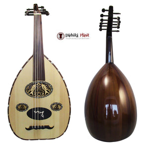 "Gawharet El Fan Professional ""Egyptian Birds"" Egyptian Oud CAT#GEF08"