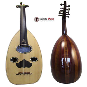 "Gawharet El Fan Professional ""Egyptian Moon"" Egyptian Oud CAT#GEF14"