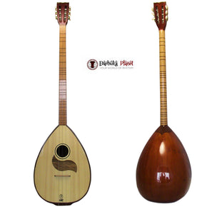 Kurdish Arabic Buzuq , buzuki ,bouzouki Cherry - with soft case  KB13-C