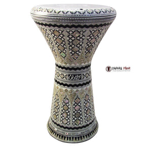 The 21'' Sultan Crown Sombaty XL Gawharet El Fan Darbuka