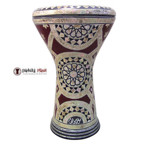The 17'' Canopus Gawharet El Fan Darbuka Doumbek