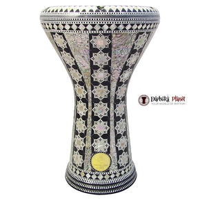 The 17'' Nubia Egyptian Gawharet El Fan Darbuka Doumbek