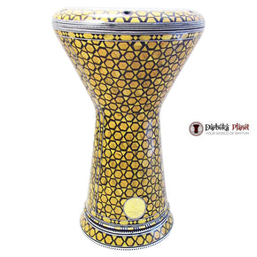 "The HoneyBomb NG 2.0 Sombaty Gawharet El Fan 18.5"" Darbuka"
