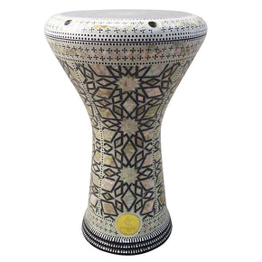 The 17'' Addaya Gawharet El Fan Darbuka Doumbek