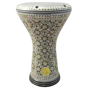 The 17'' Cheops Gawharet El Fan Darbuka Doumbek