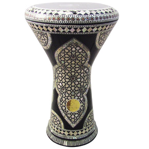 "The 17.5'' ""Achillas"" New Generation 2.0 Gawharet El Fan Darbuka Doumbek"