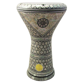 "The 17.5'' ""Dedi"" New Generation 2.0 Gawharet El Fan Darbuka Doumbek"