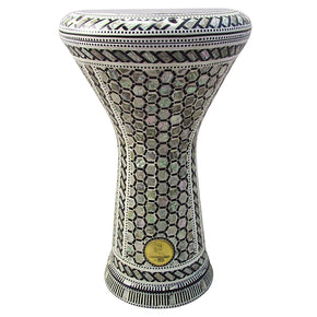 "The 17.5'' ""Djoser"" New Generation 2.0 Gawharet El Fan Darbuka Doumbek"