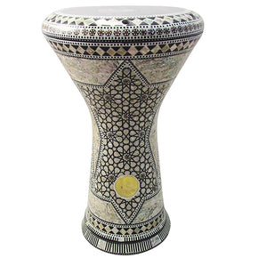 "The 17.5'' ""Kawab"" New Generation 2.0 Gawharet El Fan Darbuka Doumbek"