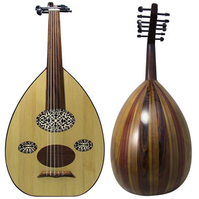 Gawharet El Fan Beginners  Egyptian Oud Model2  - L2#2