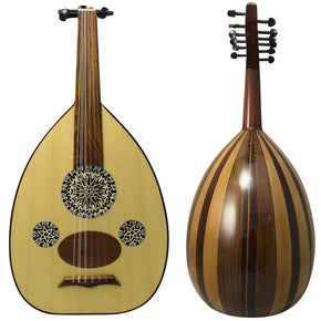 Gawharet El Fan Beginners  Egyptian Oud Model2  - L2#4