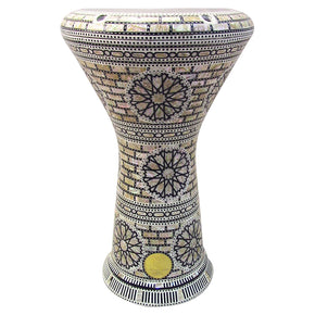 The 17.5'' Sura New Generation 2.0 Gawharet El Fan Darbuka Doumbek