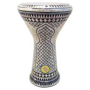 The 17.5'' Antinoe New Generation 2.0 Gawharet El Fan Darbuka Doumbek