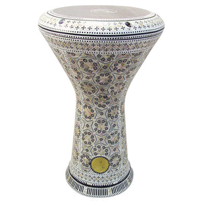 The 17.5'' Philaenis New Generation 2.0 Gawharet El Fan Darbuka Doumbek