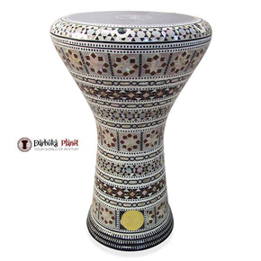 The 17'' Ramesses Crown Gawharet El Fan Darbuka Doumbek