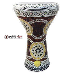 The 17'' Pami Gawharet El Fan Darbuka Doumbek